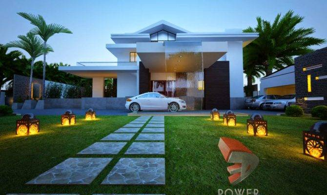 Ultra Modern Home Designs House