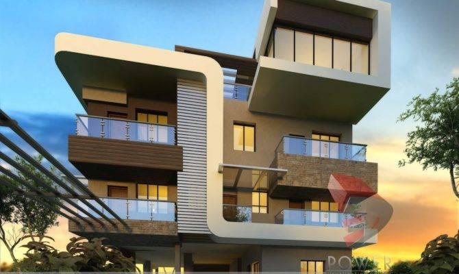 Ultra Modern House Plans Art Architectural Exterior