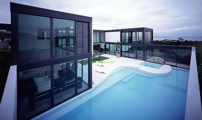 Ultra Modern Style Home