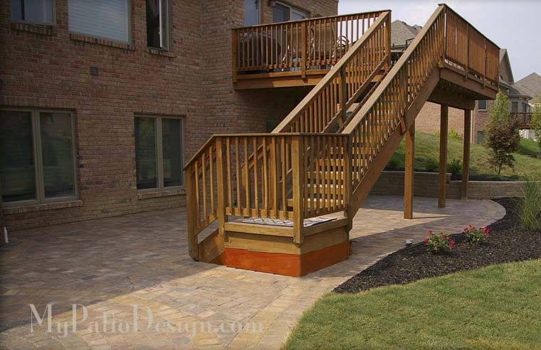 Under Deck Patio Design Ideas Multidao Home Plans Blueprints
