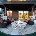 Under Deck Patio Ideas Elegant Articles Walkout