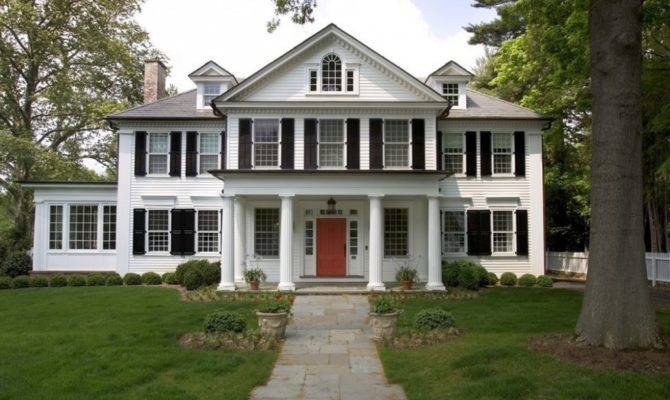 Understanding Colonial Style House