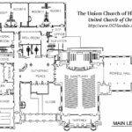 Union Church Floor Plans Hinsdale