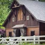 Unique Barn Style House Plans Roof Design