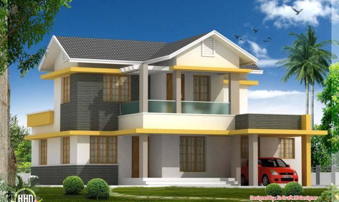 Unique Beautiful Home Plans House Design