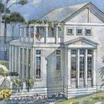Unique Coastal Living Home Plans Southern