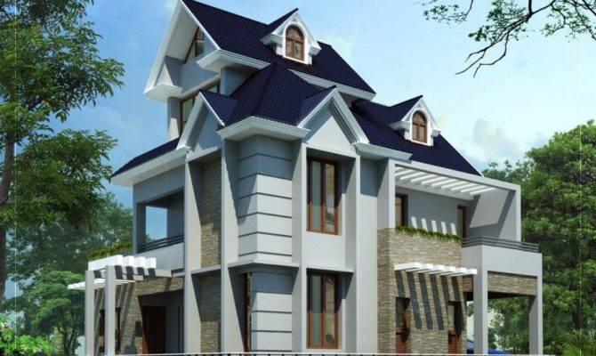 Unique European House Plans Home