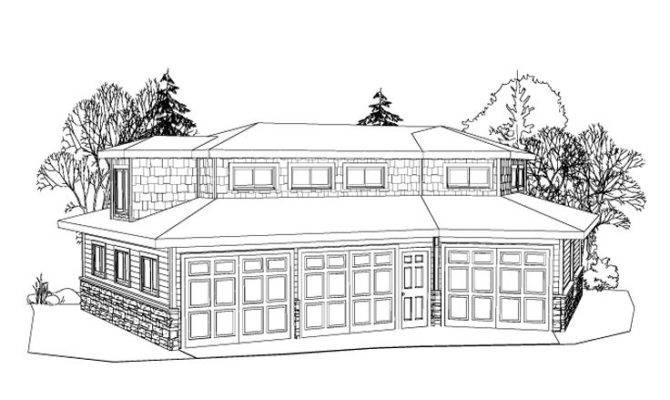 Unique Garage Plans Apartment Plan