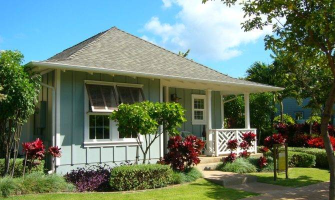 Unique Hawaiian Plantation Style House Plans