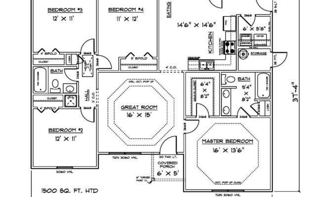 Unique House Plans Square Feet Floor Ideas