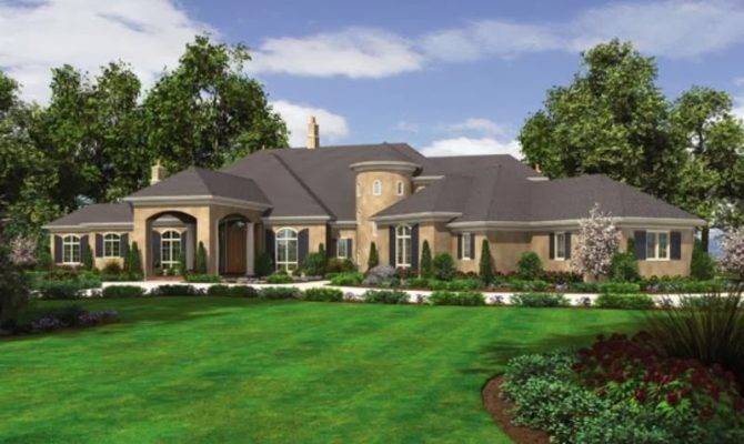 Unique Luxury Homes Plans House