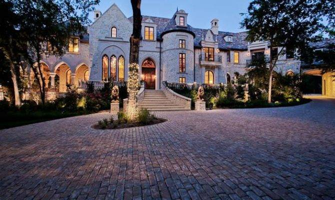 Unique Mansion Dallas Texas