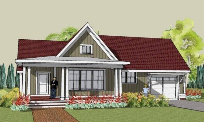 Unique Small House Plans Simple Cottage