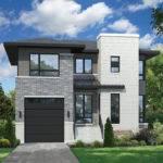 Unique Storey Modern House Plans Plan