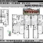 Unit Townhouse Design House Plans Australian