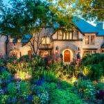 United States Homes English Tudor Style Brick Mansion Frisco