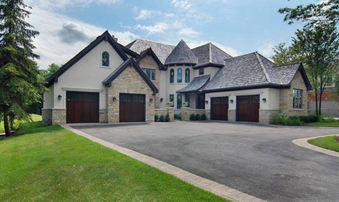 United States Illinois Old English Style Home Huge Lot