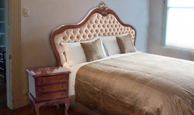 Upholstered Bed Heads Victorian Style Head