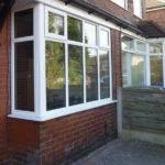Upvc Box Bay Window