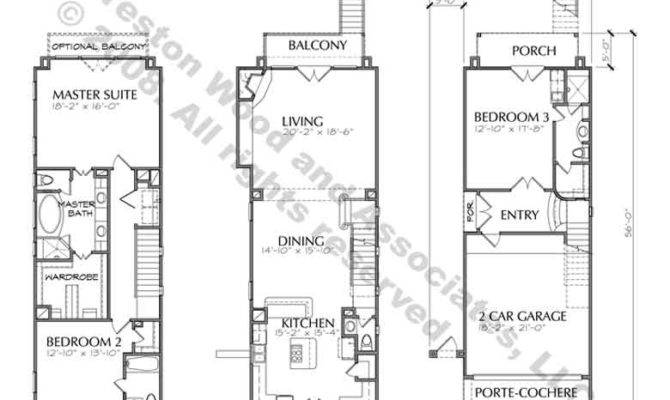Urban Row House Plans Quotes Building