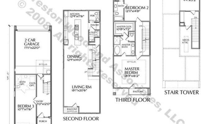 Urban Townhouse Floor Plans Eurban Loft