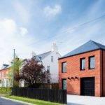 Using Brick Contemporary Design Homebuilding Renovating