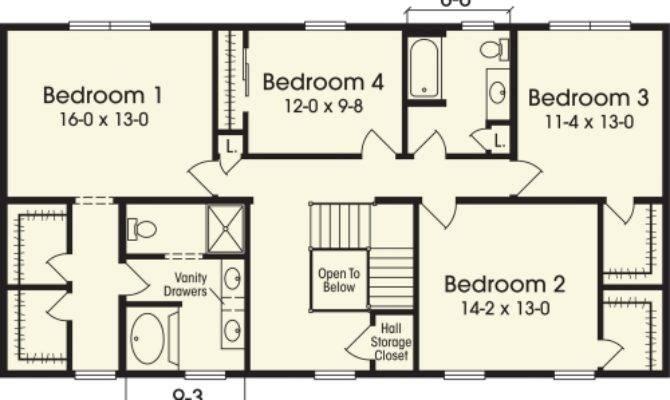 Van Buren Simplex Modular Homes Two Story Floorplan