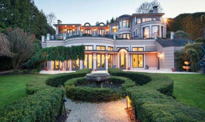Vancouver Mansion Lists Record Million Bloomberg