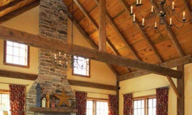 Vaulted Ceiling Designs Take Your Breath Away