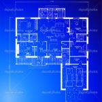 Vector Blueprints Construction Paper