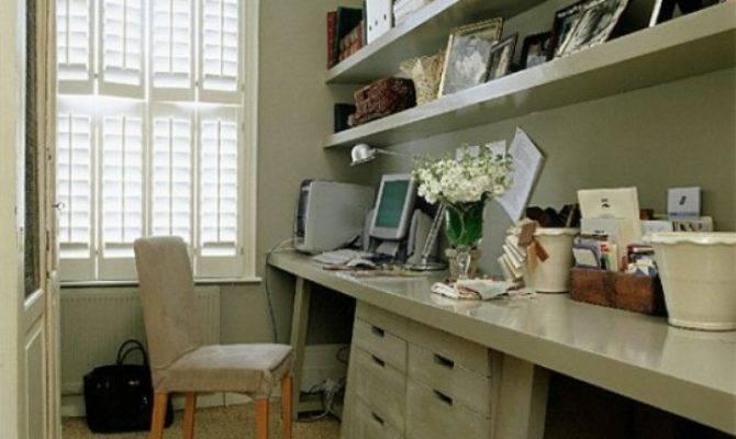 Verde Colore Dell Ufficio Casa Ideare