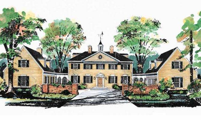 Vernon House Plan Dream Pinterest