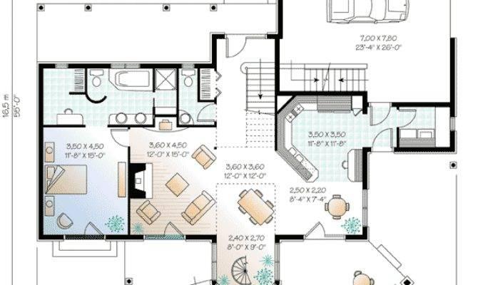 Vertical Two Story Atrium Floor Master