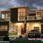 Very Attractive Modern House Kerala Home