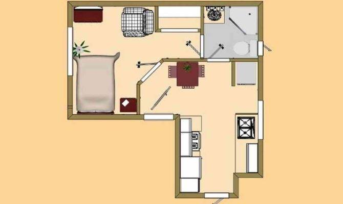 Very Small Homes Plans Design