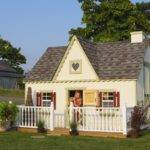 Victorian Cottage Style Playhouse