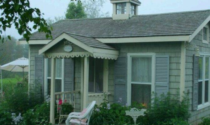 Victorian Cottage Tiny Houses Living Small Pinterest