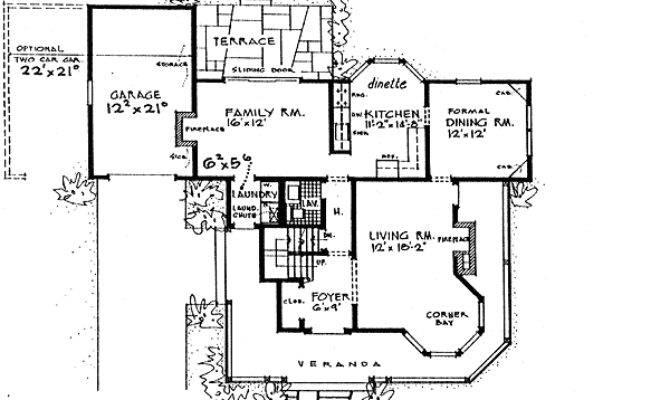 Victorian Era House Plans