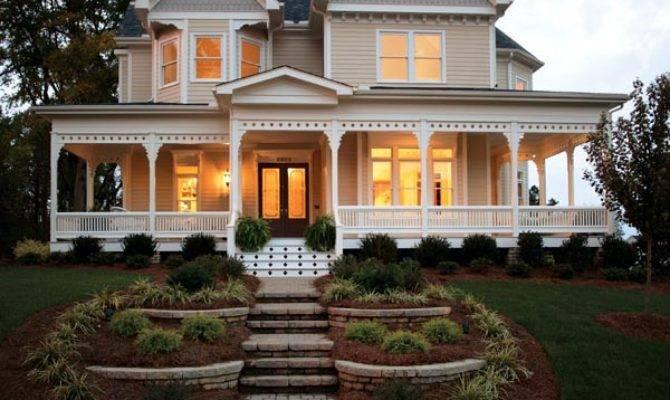 Victorian Farmhouse Plan Home Plans Blog