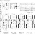 Victorian Floor Plans London Houses Housing