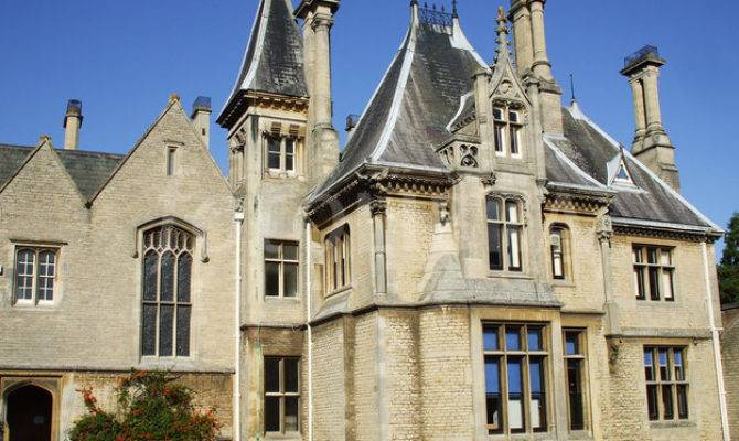 Victorian French Gothic Revival House