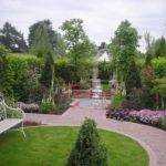 Victorian Garden Hayes Ryan Landscape Architects