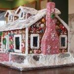 Victorian Gingerbread House Lynne Schuyler