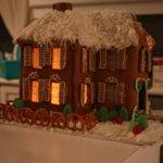 Victorian Gingerbread House Template Kitchen Trials