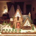 Victorian Gingerbread House Template Splendor