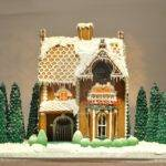 Victorian Gingerbread House Template Very Lovely