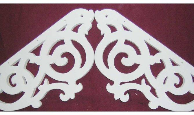Victorian Gingerbread House Trim Patterns Jennifer Ward Lealand