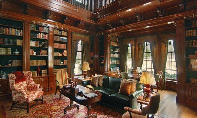Victorian Gothic Interior Style April