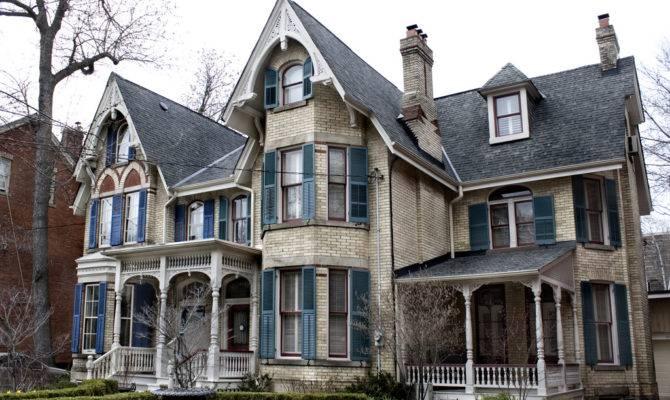 Victorian Gothic Toronto Billy Wilson