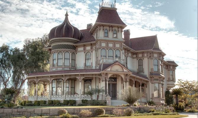Victorian House California West Trekearth